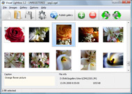 onclick position window Jquery Album Creation Multiple Page